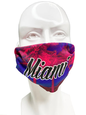 Miami Face Mask - Lila Nikole