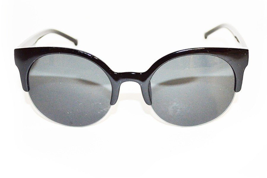 Wing Black Sunglasses