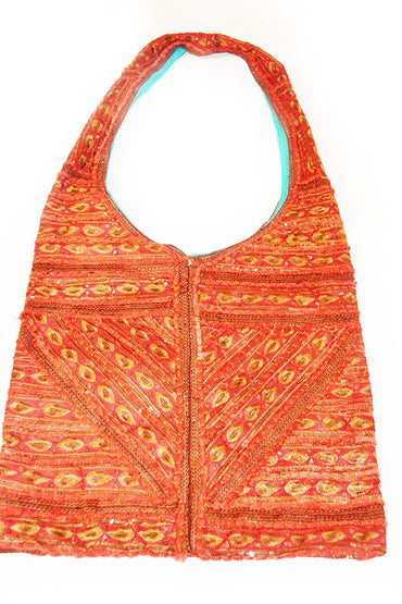 Hobo Shoulder Sequence Bag 11