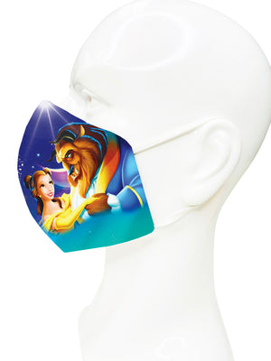 Load image into Gallery viewer, Beauty And The Beast Face Mask - Lila Nikole