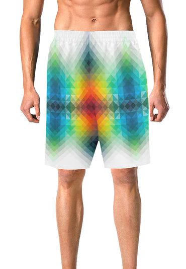 Blurred Lines Board Shorts