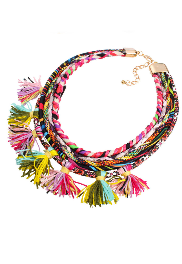 Load image into Gallery viewer, Bohemian Necklace 4 - Lila Nikole