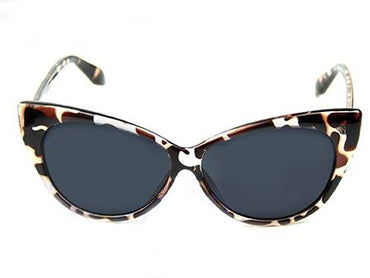 70's Cat Eye Glasses Leopard - Lila Nikole