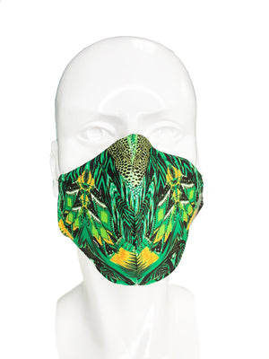 Load image into Gallery viewer, Jungle Face Mask - Lila Nikole