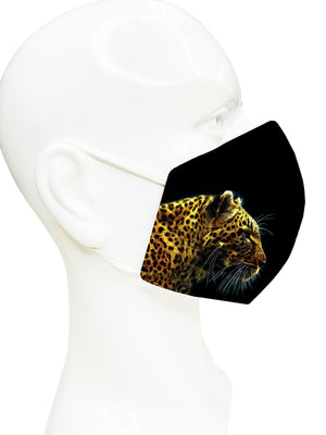 Load image into Gallery viewer, Big Cats Face Mask - Lila Nikole