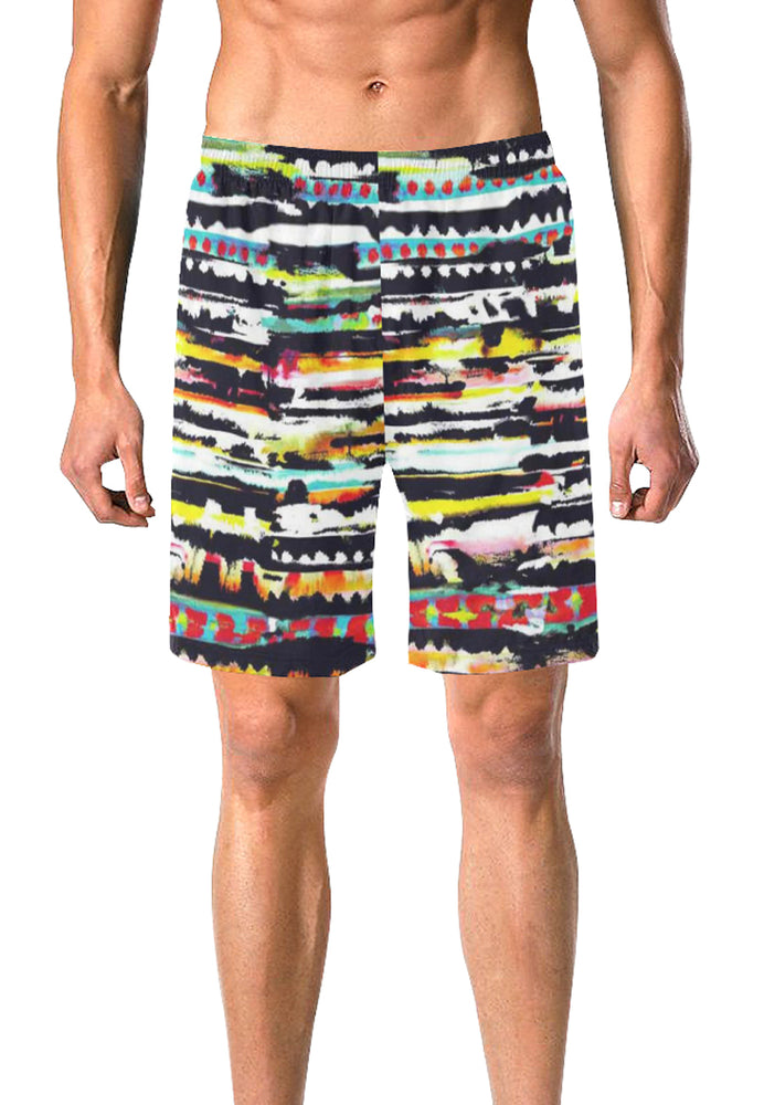 Load image into Gallery viewer, Leon Board Shorts - Lila Nikole
