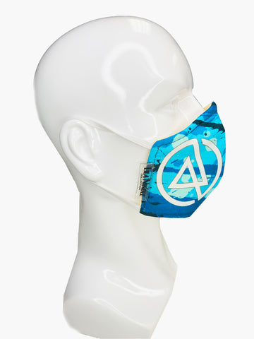 Linkin Park Face Mask