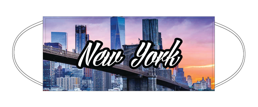 New York Face Mask - Lila Nikole