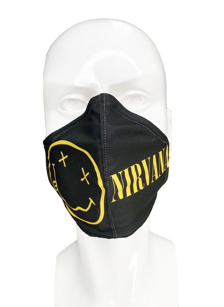 Nirvana Face Mask - Lila Nikole