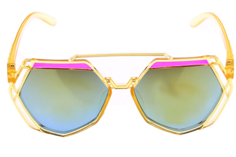 Load image into Gallery viewer, Octagon Kid's Sunglasses - Lila Nikole