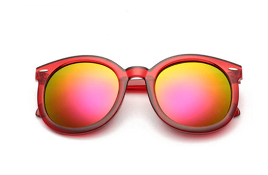 Red Polarized Sunglasses