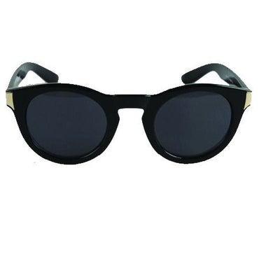 Rivet Black Sunglasses - Lila Nikole