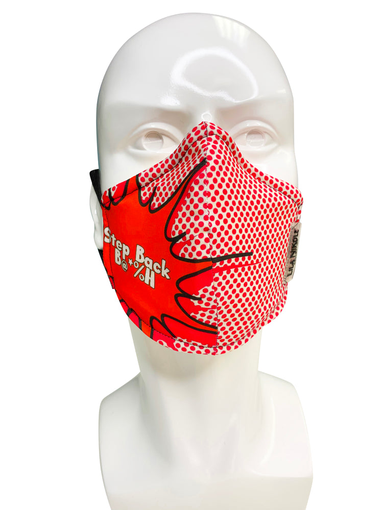 Step Back Face Mask - Lila Nikole