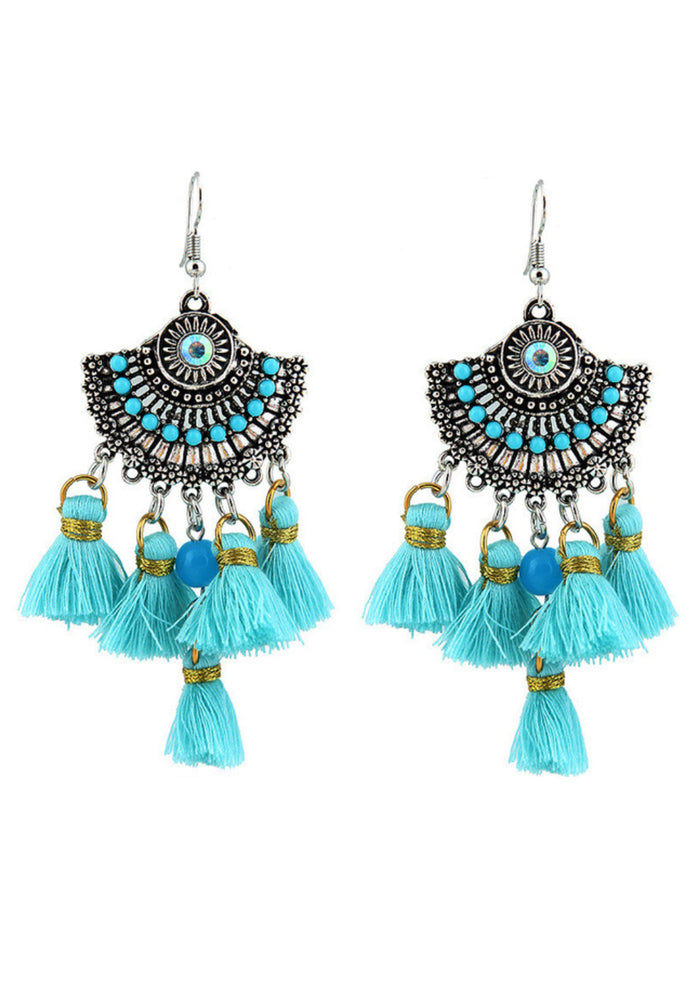 Tassel Earrings 10 - Lila Nikole