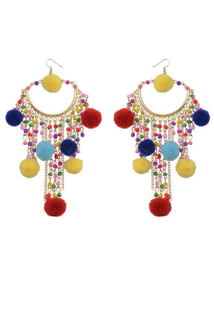 Tassel Earrings 11 - Lila Nikole