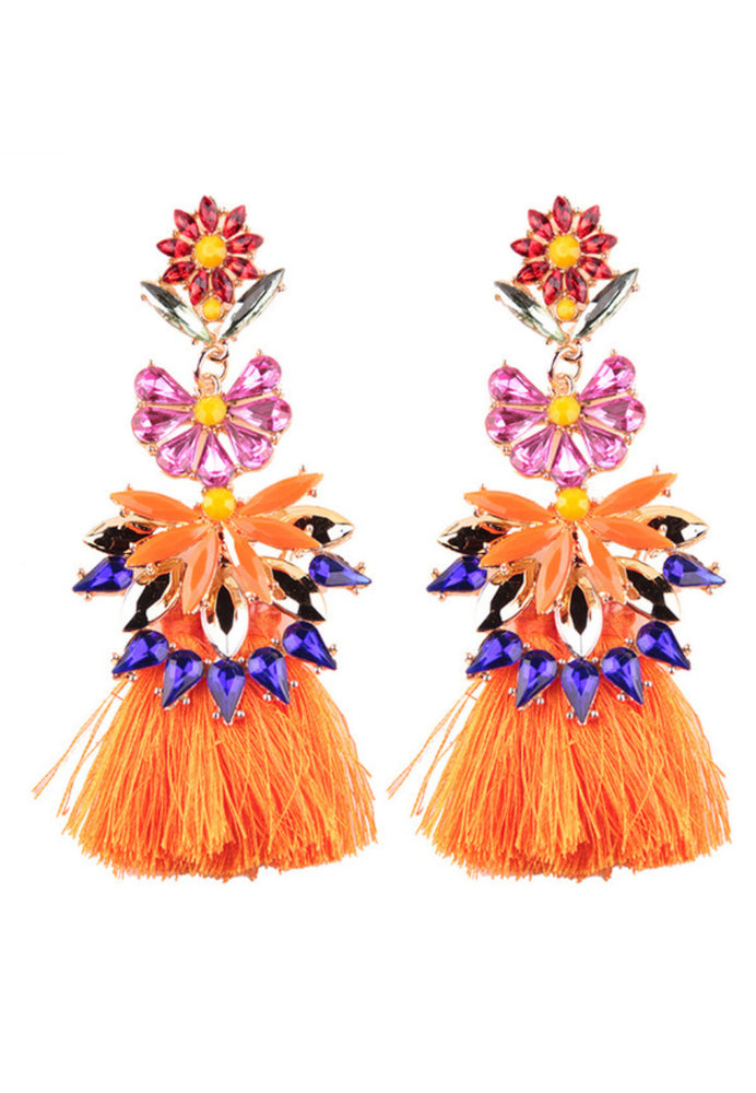 Tassel Earrings 12 - Lila Nikole