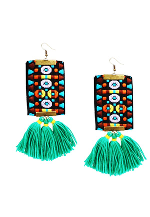 Tassel Earrings 13 - Lila Nikole