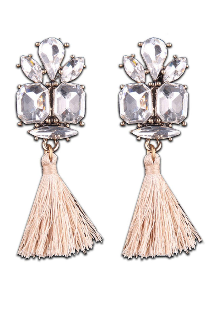 Tassel Earrings 8 - Lila Nikole