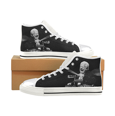 Tito Puente Custom Sneakers