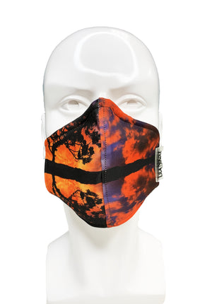 Load image into Gallery viewer, Tree Of Life Face Mask - Lila Nikole