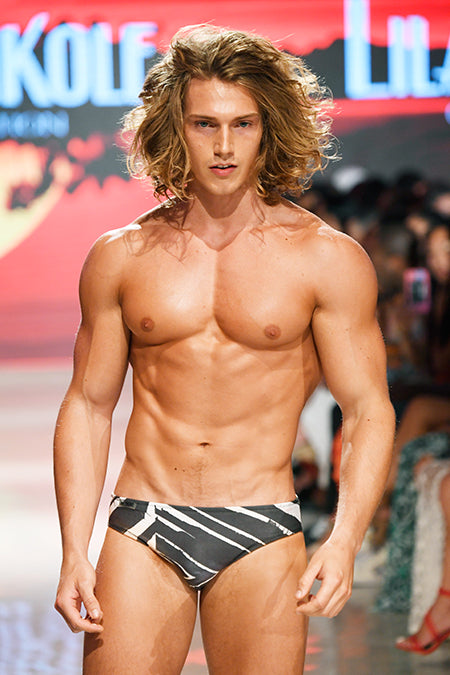 Zebra: Mens brief