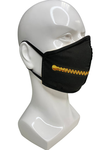 Zip it Face Mask