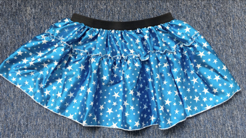 Star Power (Short Skirt)