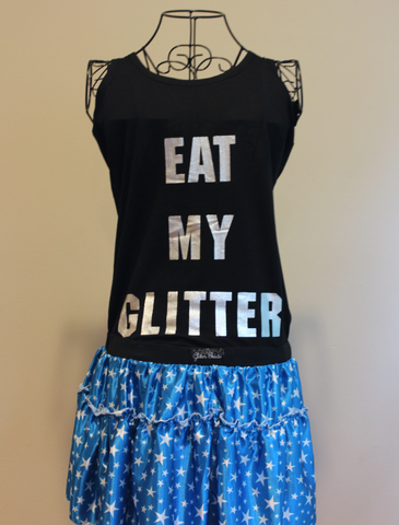 Tank Top - Eat My Glitter