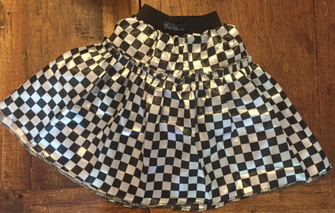 Speed Racer Skirt