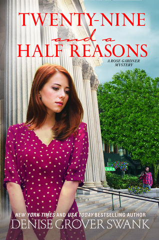 Twenty-Nine and a Half Reasons--signed hardcover book