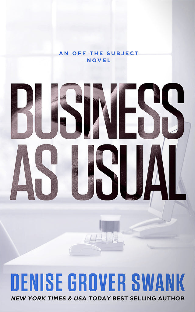 Business as Usual--signed copy