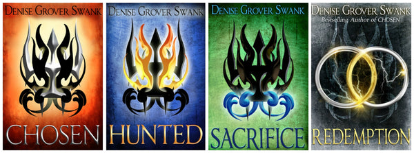 Chosen series set--signed copies