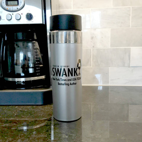 Denise Grover Swank Travel Mug