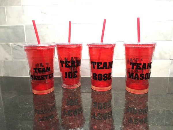 Rose Gardner Team Chiller Tumblers