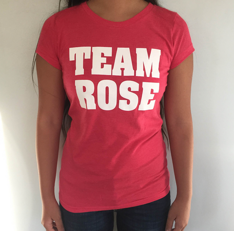 Team Rose T-shirt