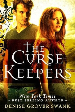 The Curse Keepers--signed book