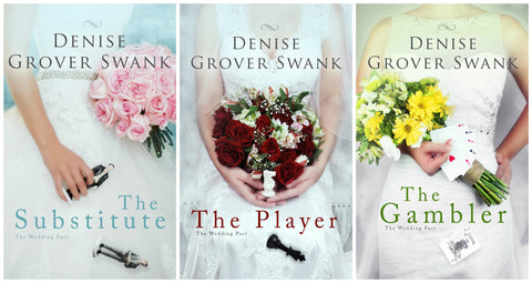 The Wedding Pact series--signed copies
