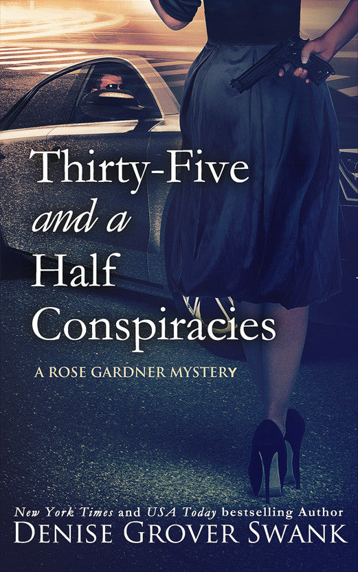 Thirty-Five and Half Conspiracies (RGM#8) --signed copy