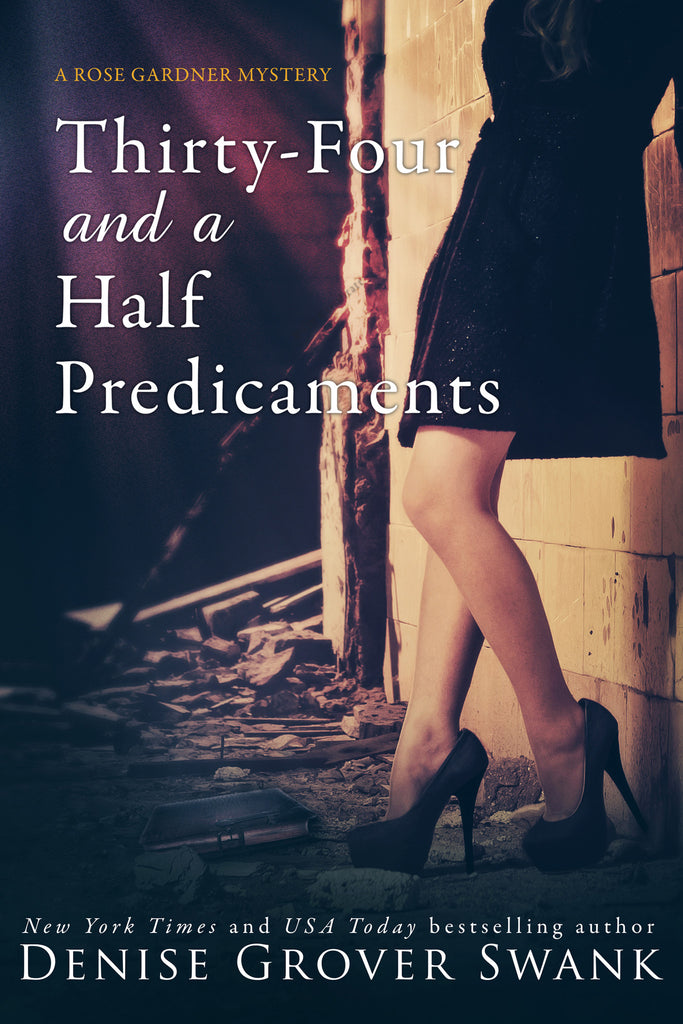 Thirty-Four and a Half Predicaments (RGM#7) --signed copy