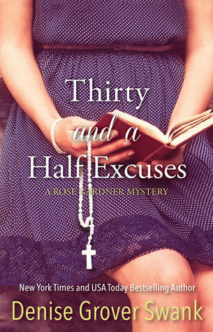 Thirty and a Half Excuses (RGM#3) --eBook series cover signed paperback