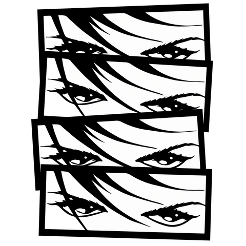 Eyes Sticker Pack