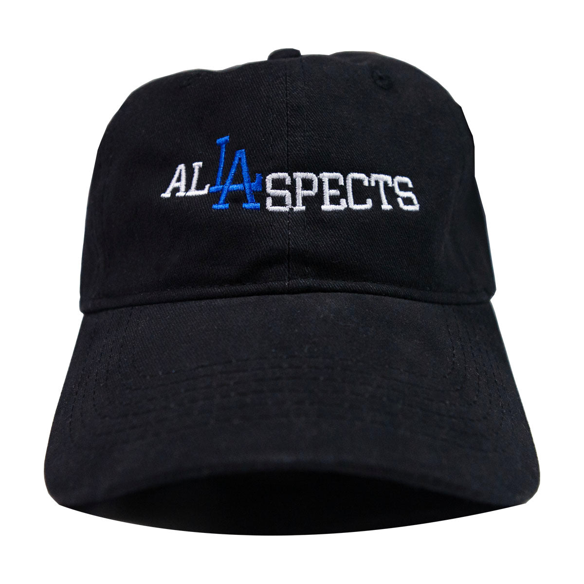aLAspects Dad Hat - Black