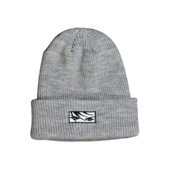 Eyes Beanie - Grey