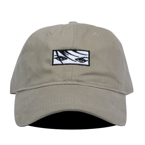 Eyes Dad Hat - Khaki
