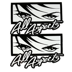 Mixed Eyes | Script | Sticker Pack