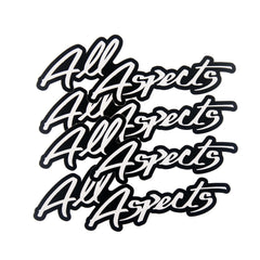 Script Sticker Pack