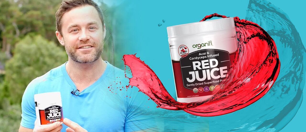 Organifi Red Juice Is Here