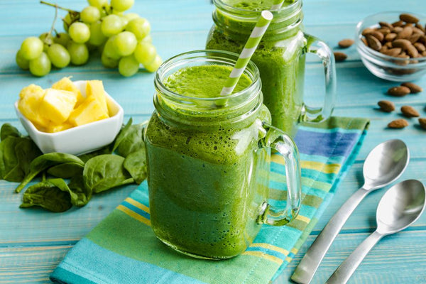 A Brief History of Green Juice to Celebrate National Green Juice Day!
