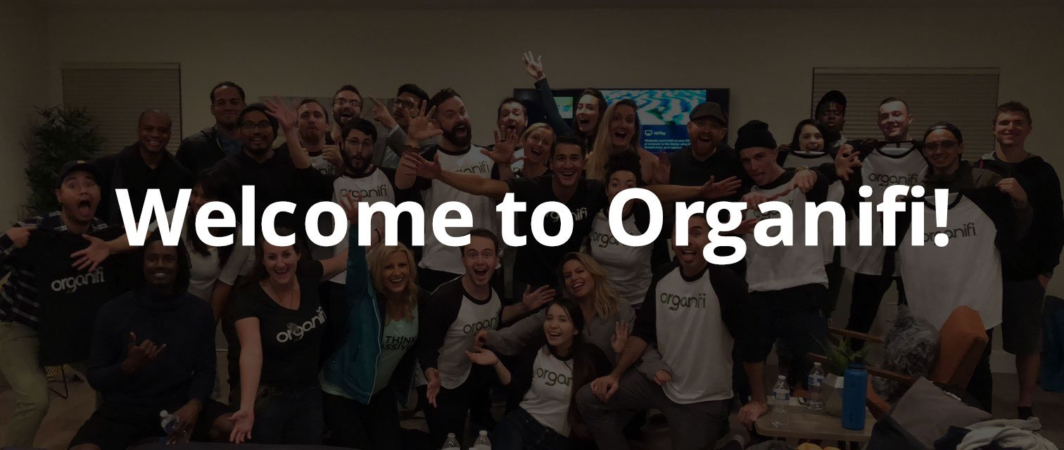 Welcome To The Organifi Family