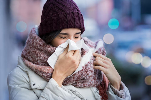 13 Ways to Kick a Cold to the Curb (Sans Soup)